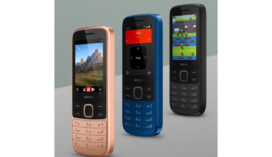 Nokia launches the Nokia 215 and 225 in India, starting at Rs 2,499