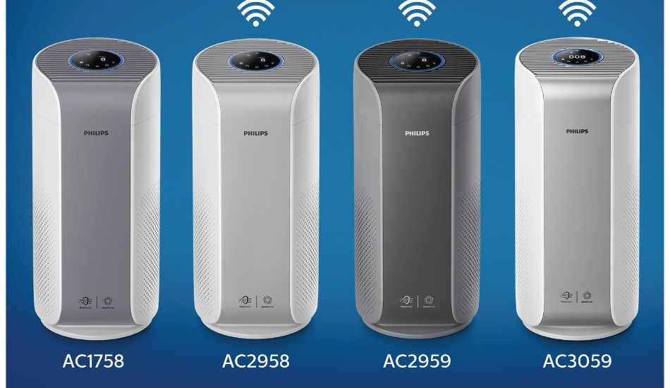 Philips launches new urban living series Air Purifiers
