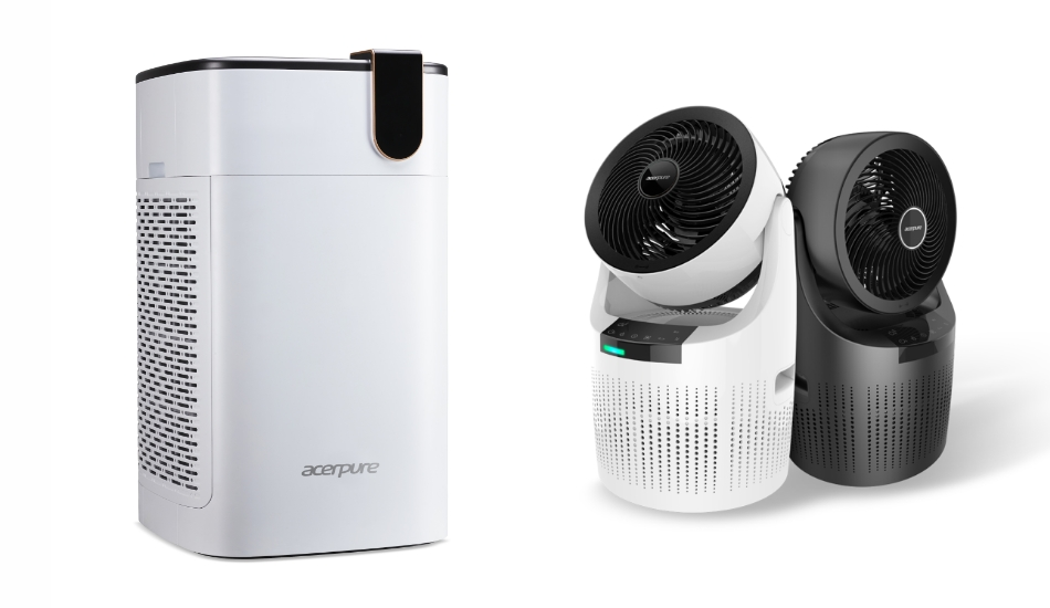Acer launches AcerPure Cool 2-in-1 Air Purifier