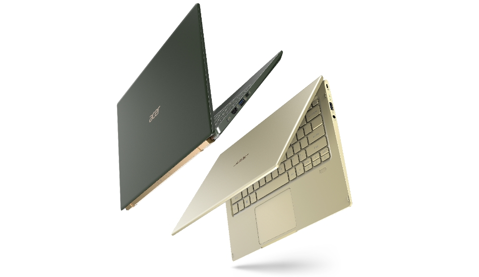 Acer launches 5 new laptops for Indian market