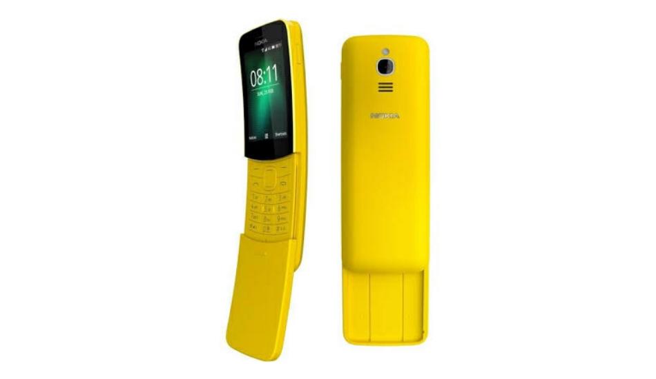 Nokia 6300 4G and Nokia 8000 4G set to make a comeback