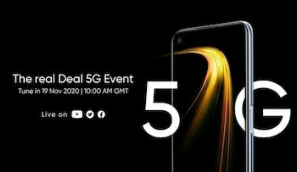 Realme 7 5G launch confirmed, is it a rebranded Realme V5?
