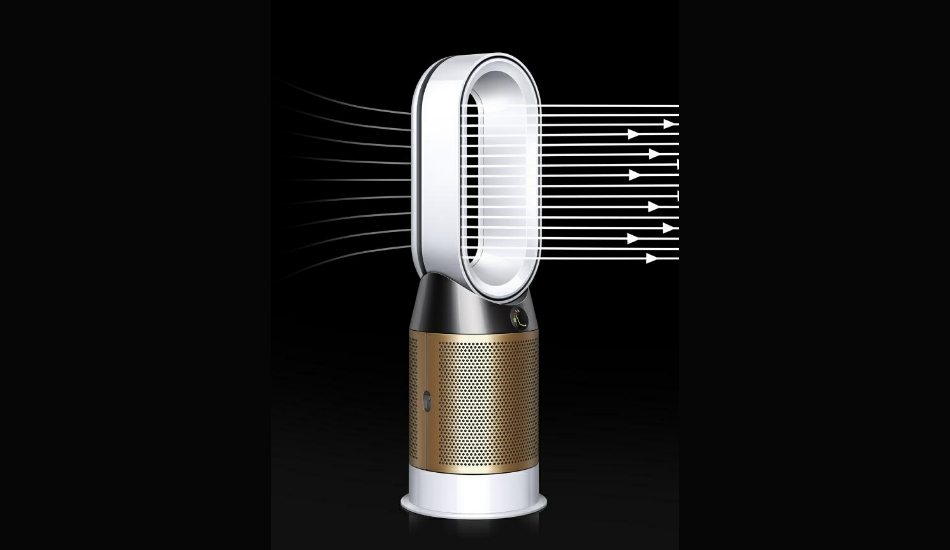 Dyson launches Hot+Cold Cryptomic Air Purifier at Rs 61,900