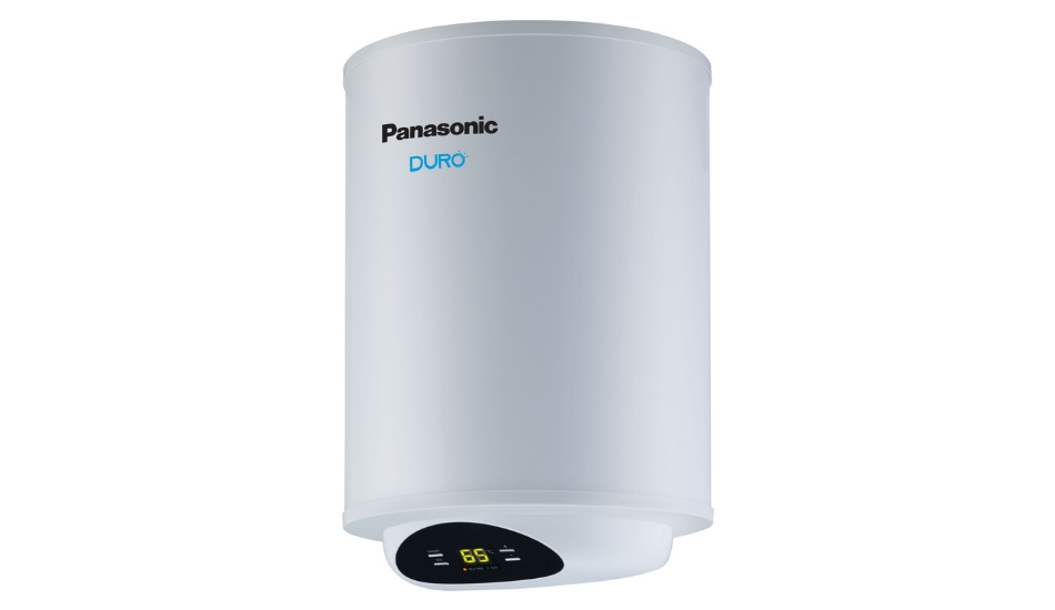 Panasonic launches new range of Duro Digi Storage Water Heaters