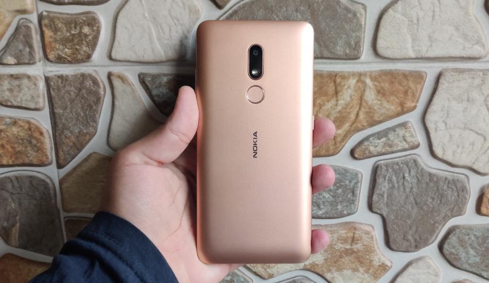 Nokia C3 Review