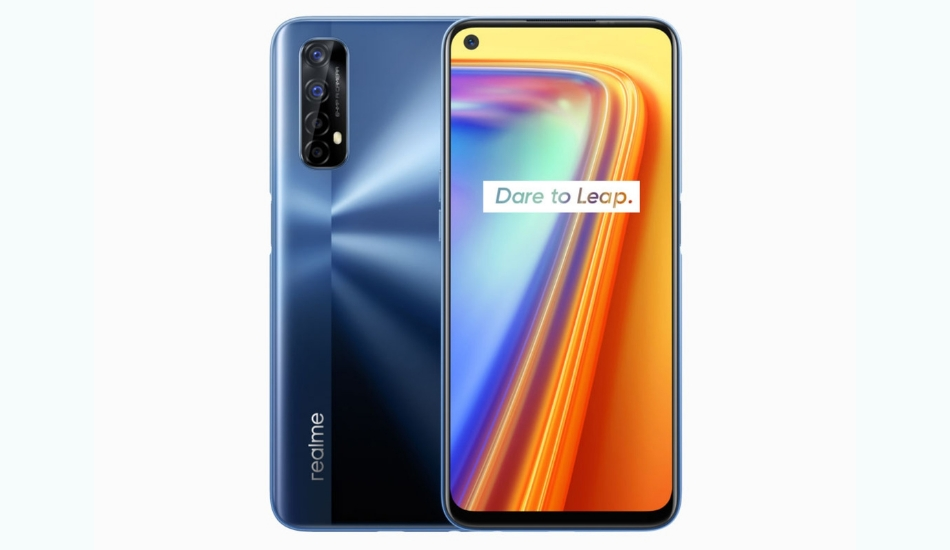 Realme 8 spotted on Geekbench, to be powered by Dimensity 720