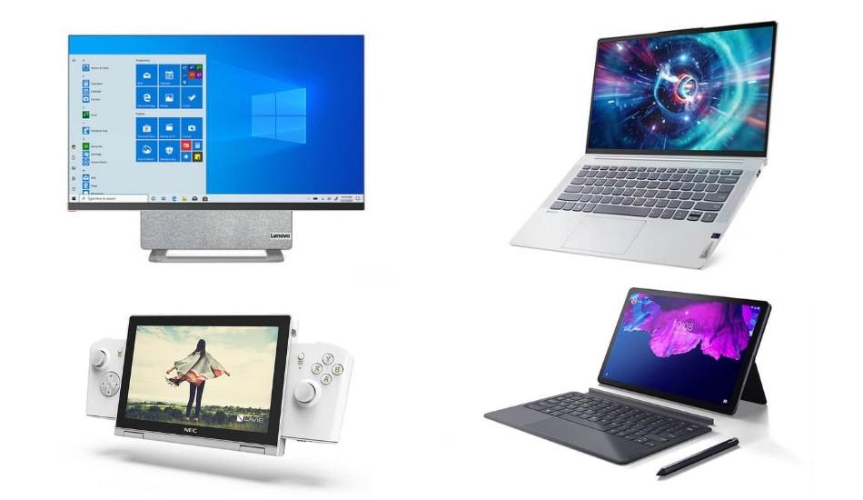 Lenovo announces new IdeaPad 5 series, Tab P11, AIO PCs, Monitors and more
