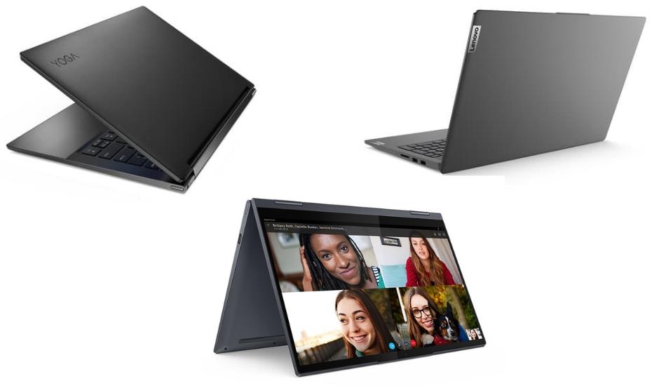 Lenovo launches Yoga 9i, 7i, IdeaPad Slim 5i laptops in India