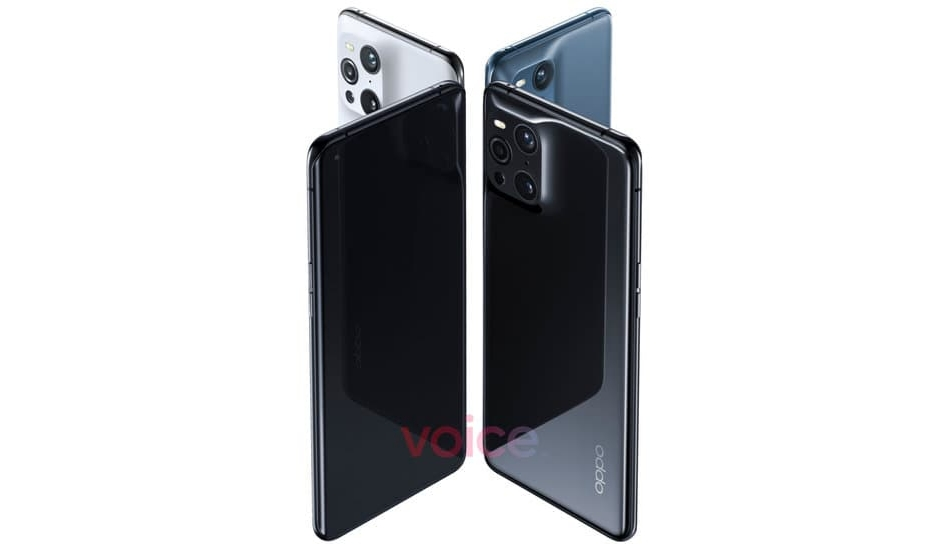 Oppo Find X3 Pro appears in high-res renders, launch confirmed for March