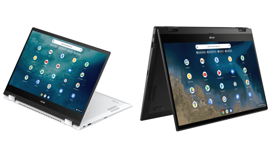 Asus unveils three new Chromebooks at CES 2021