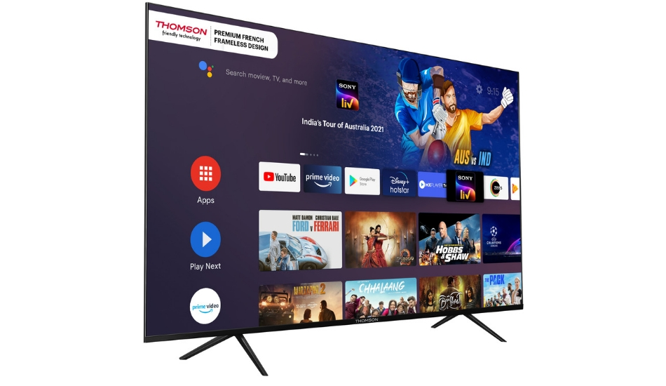 Thomson launches PATH series TVs including 42-inch, 43-inch variants