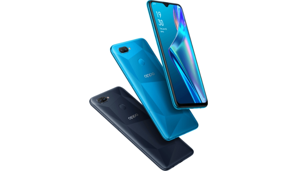 Oppo A12 receives a price cut in India