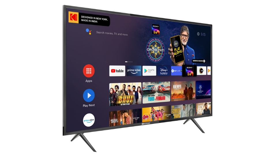 Kodak TV expands its 7XPRO Android Series with the launch of 42-inch FHDX7XPRO TV