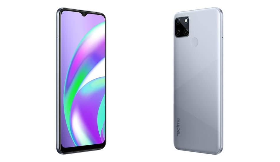 Realme C12 now available with 4GB of RAM