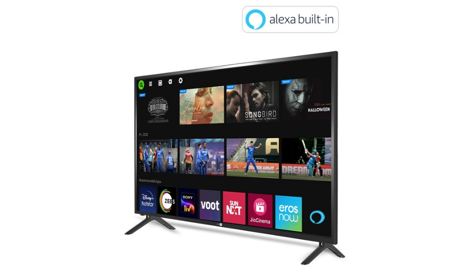 Daiwa launches 32-inch, 39-inch Smart TVs with built-in Alexa