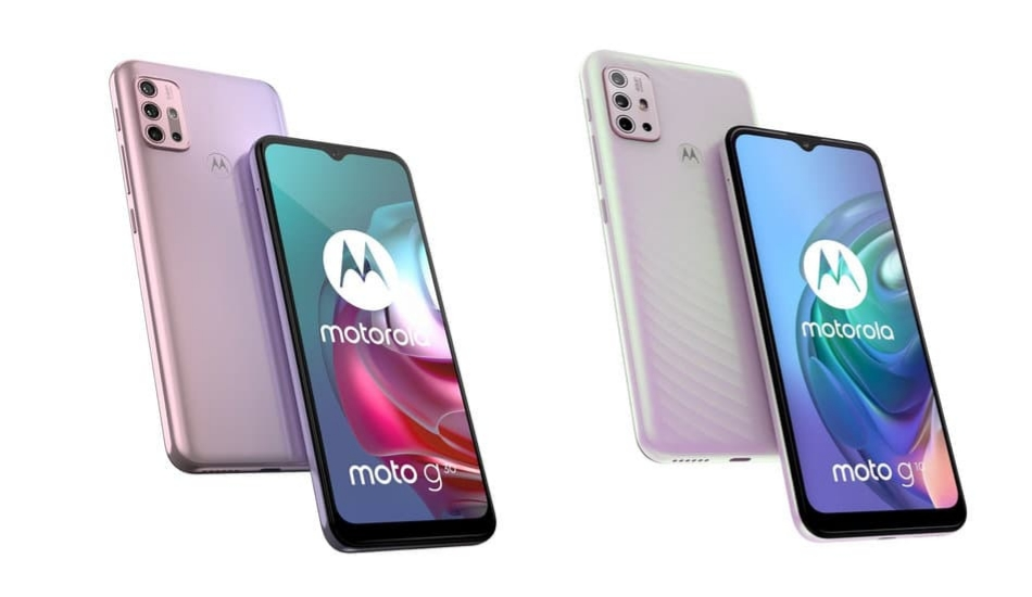 Moto G10, Moto G30 launched with Snapdragon SoC, 5000mAh batteries and more