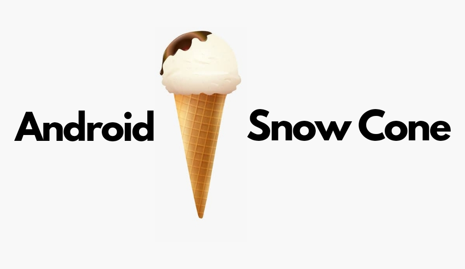 Android 12 could be called 'Snow Cone'