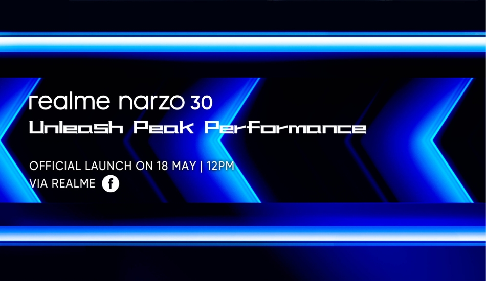 Realme Narzo 30 launching on May 18, purported hands-on video reveals the design