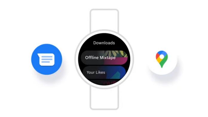OneUI Watch OS