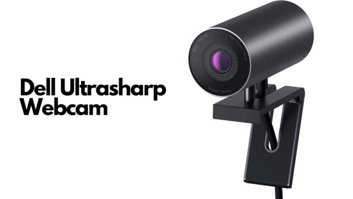 Dell Ultrasharp Webcam launch