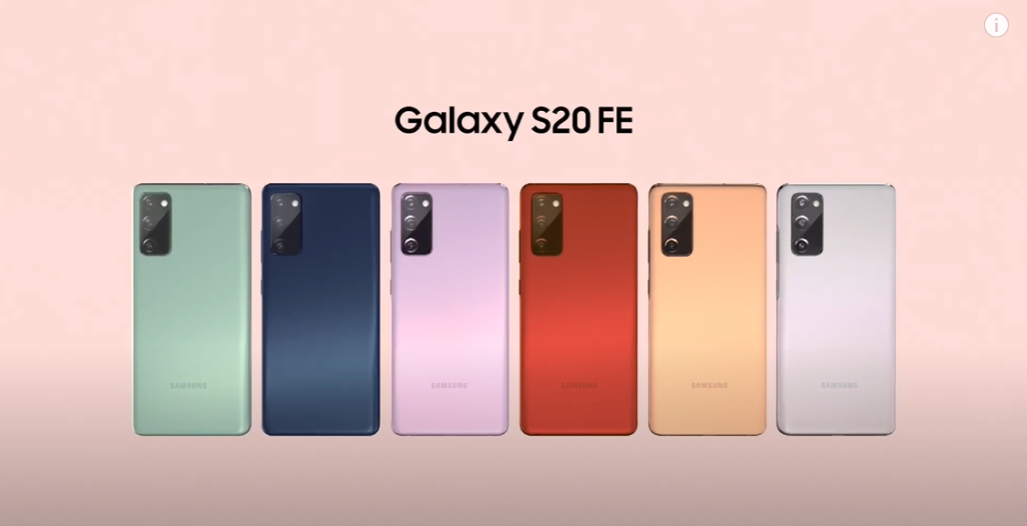 Samsung Galaxy S20 Fan Edition Launched: Here's Everything You Need to Know