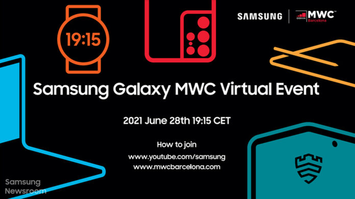 Samsung to host a virtual MWC event on June 28