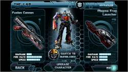 Transformers 3 HD game now available on Nokia for free