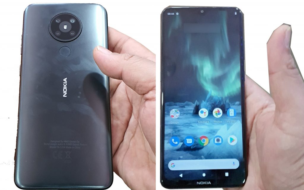 Nokia smartphone with codename Captain America surfaced, could be Nokia 5.2