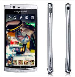 Sony Ericsson Xperia Arc S announced