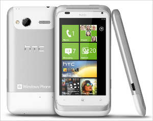 Two HTC smartphones with Windows Phone 7.5 Mango announced