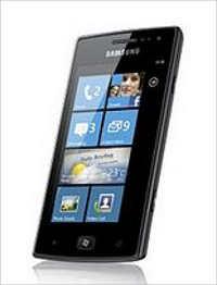 Samsung announces first 'Mango' based phone Omnia W