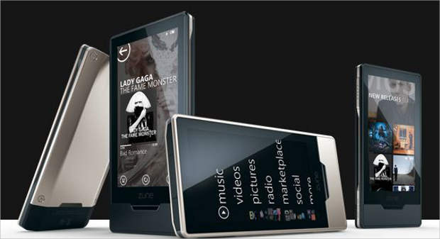 Confusion over Zune Media Player lingers