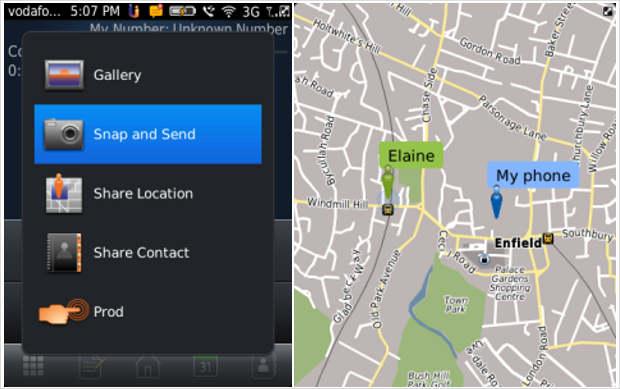 Thrutu app now on Blackberry
