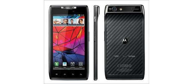 Motorola Razr XT910 vs Galaxy Nexus GT-i9250