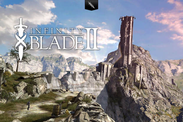 Piracy concerns hinder Infinity Blade's porting to Android