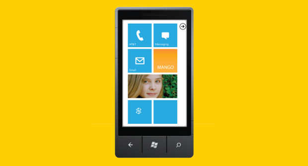 Password manager for Windows Phone Mango with Dropbox released