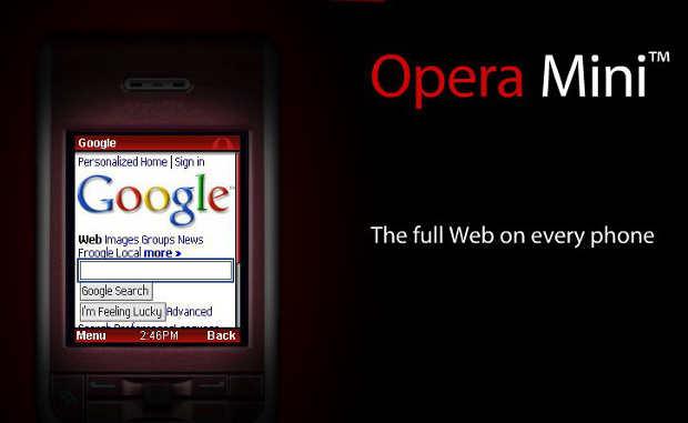 Opera Mini, MediaTek partner to offer better feature phones