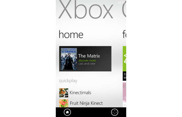 Microsoft brings Xbox Companion app to Windows Phone 7