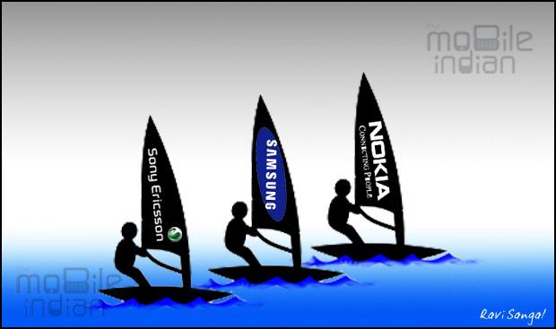 Sony Ericsson challenges Nokia, Samsung: TMI survey