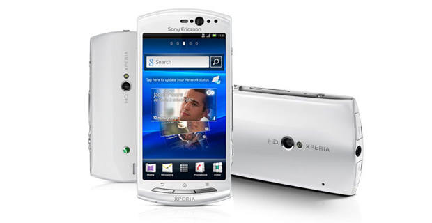 Sony Ericsson starts free Cloud storage rollout