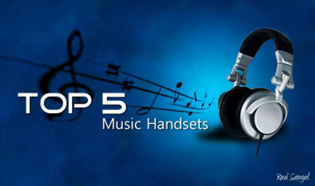 Top 5 music phones under Rs 5,000