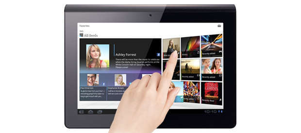 Sony Tablet S, Tablet P to get Android 4.0 ICS update
