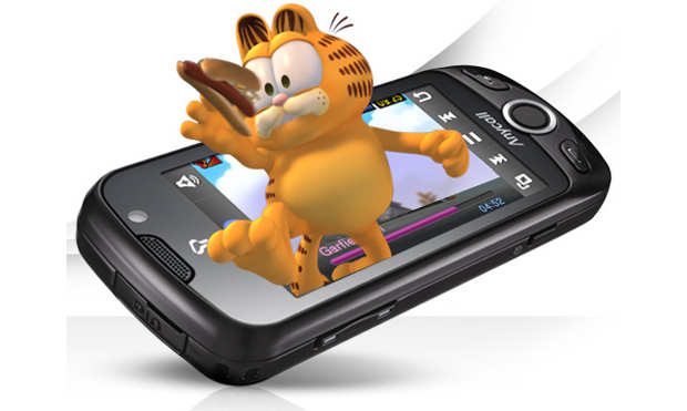 Samsung working on Galaxy S 3D smartphone