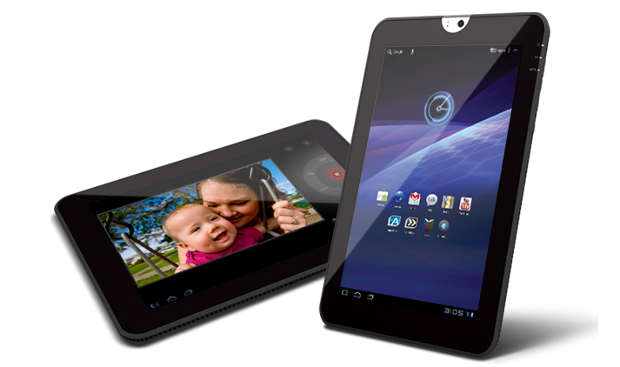 Toshiba working on quad core Android tablet