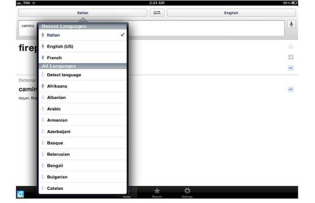 Google Translate comes to iPad