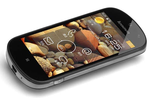 CES 2012: Lenovo S2 smartphone unveiled