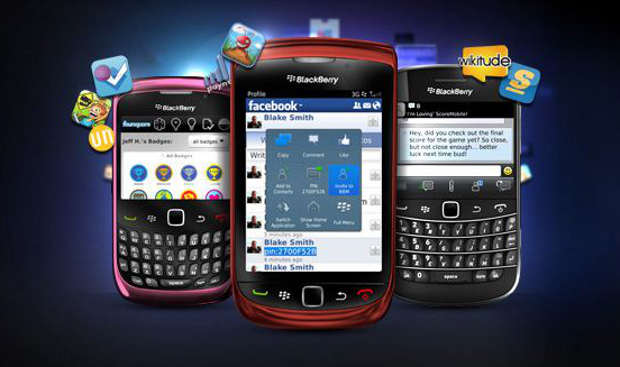 CES 2012: RIM brings update for PlayBook and BlackBerry