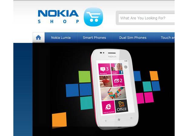 Nokia launches its online store &151 NokiaShop