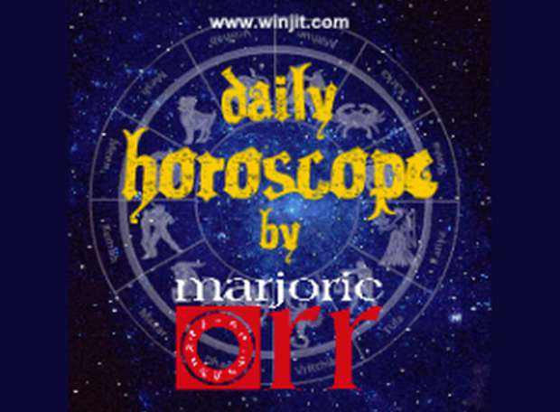 Marjorie's prediction now available through Astro 2012 on BlackBerry