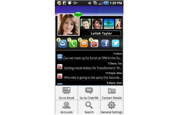 Social messaging app Ping gets an update